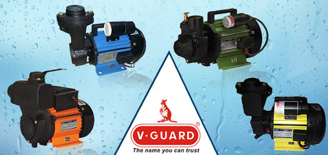 Buy V-Guard pumps Online | V-Guard Water Pumps Dealers, India - Pumpkart.com