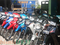 sepeda motor second