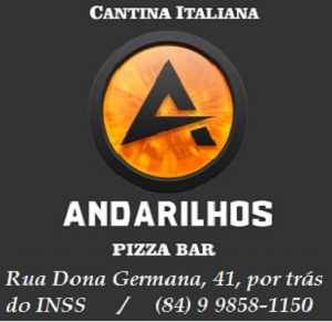 ANDARILHOS PIZZA BAR