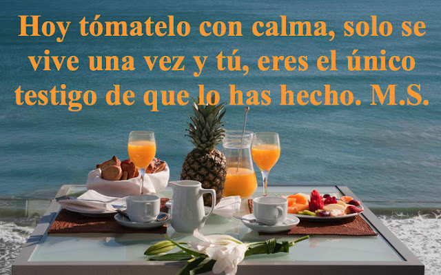 El Blog de María Serralba - #Calma