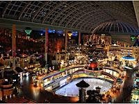 Lotte World Korea; the Largest Indoor Playroom
