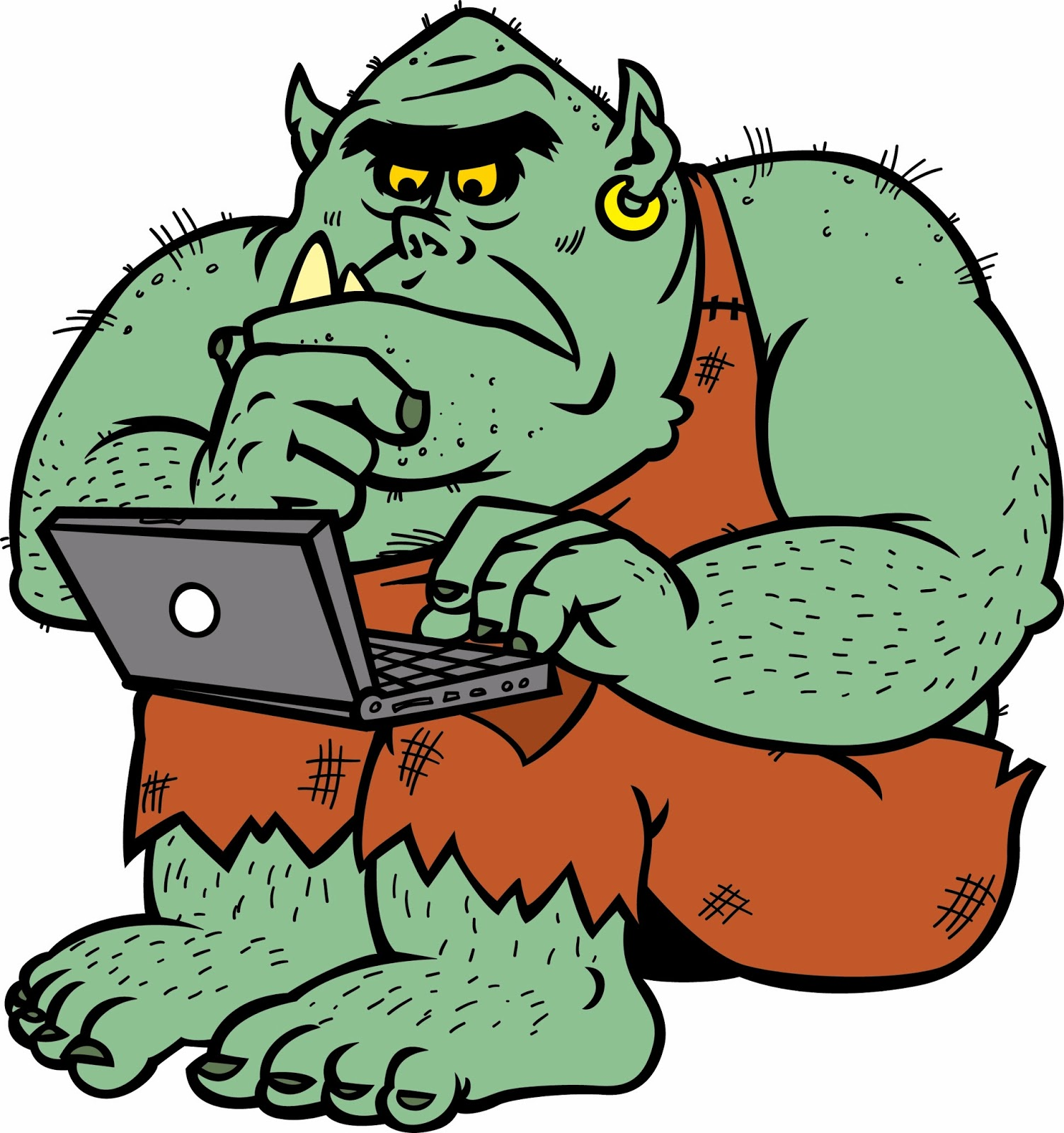 Image result for Ugly Troll