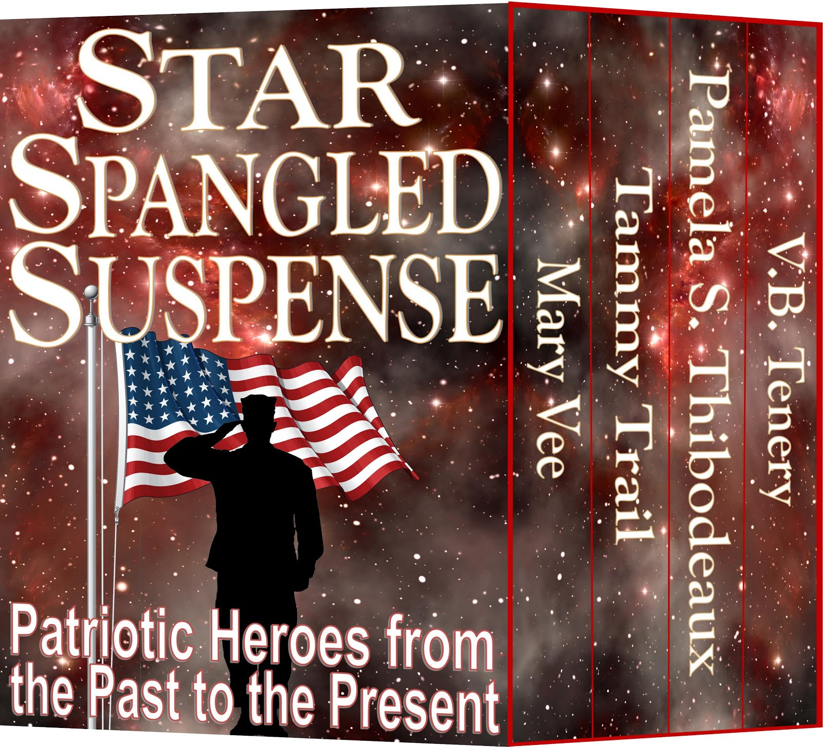 Brand new Christian Suspense Collection!