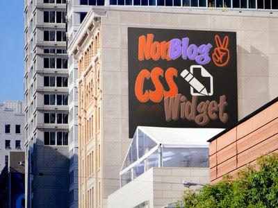Non-blog CSS widget