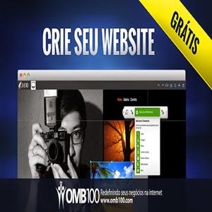 Crie Seu Site Com O OMB100