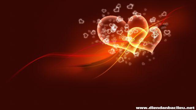 Hình nền tình yêu dễ thương nhất độ nét cao