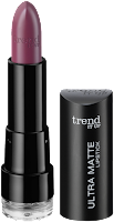 Preview: Die neue dm-Marke trend IT UP - Ultra Matte Lipstick 090 - www.annitschkasblog.de