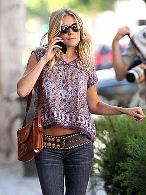 Sienna Miller Fashion