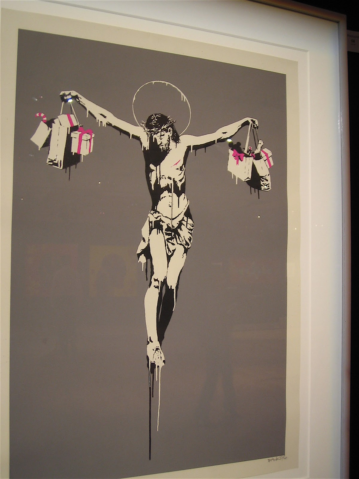 Banksy Social Commentary Amp Street Art Graphic Designers