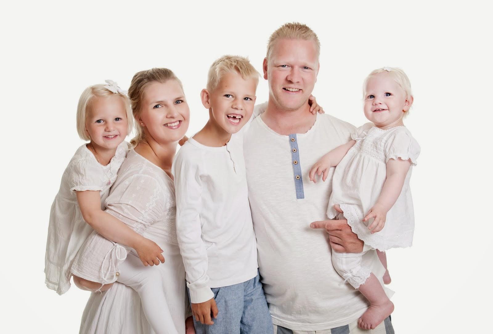 Familien på fem