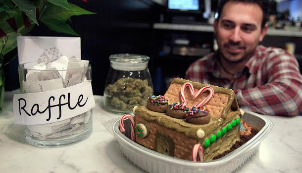 Feliz Marijuana no Eua
