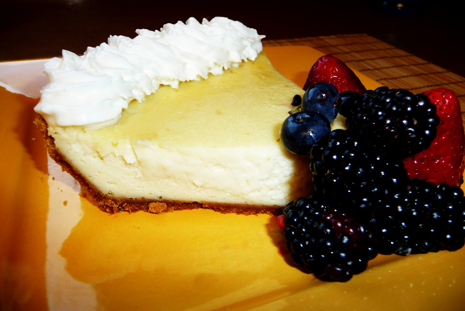 Easy Cheesecake ~ Easy Cooking