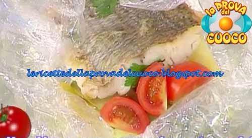 Filetto di dentice al cartoccio con verdurine al vapore for Cucinare dentice