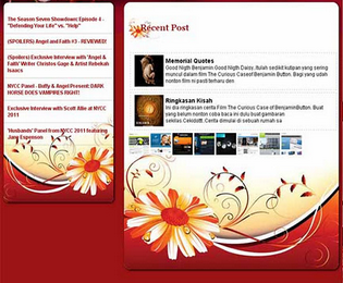 All in one social sharing widget for blogger