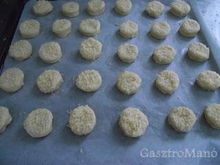 sajtos pogácsa lépésről lépésre fotókkal recept