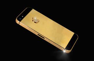 Harga iPhone 5 Black Diamond termahal di Dunia1
