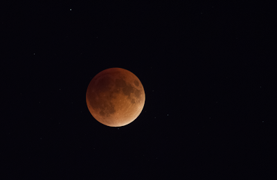 super blood moon lunar eclipse photo