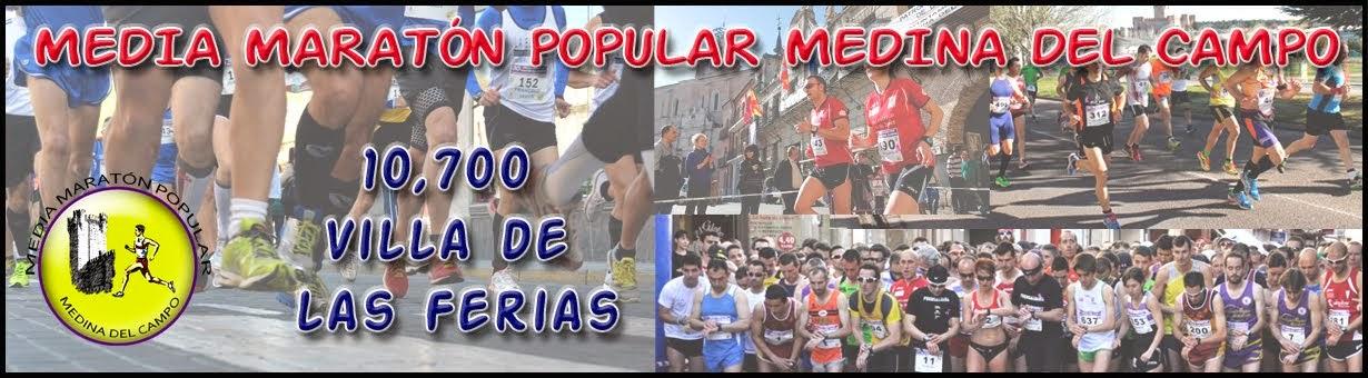 Media Maratón de Medina del Campo