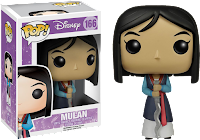 Funko Pop! Mulan
