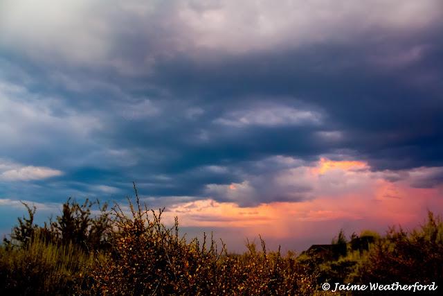 Awbrey Butte Sunset Bend Oregon