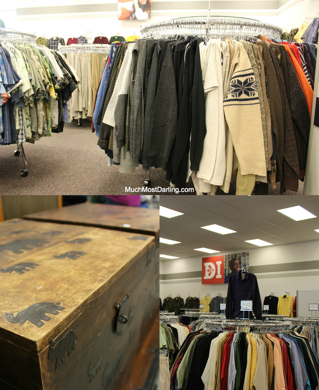 Deseret clothing store