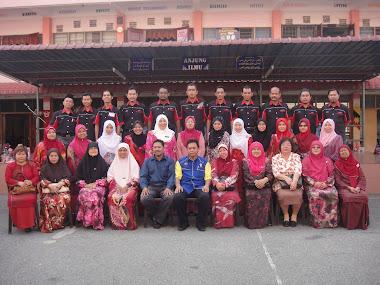 Barisan Guru SKUP 2011