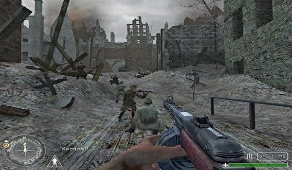 call of duty 1 compressed setup download