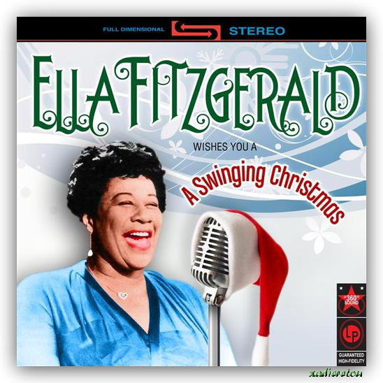 ella fitzgerald a swinging christmas 2010 - Fitzgerald Christmas