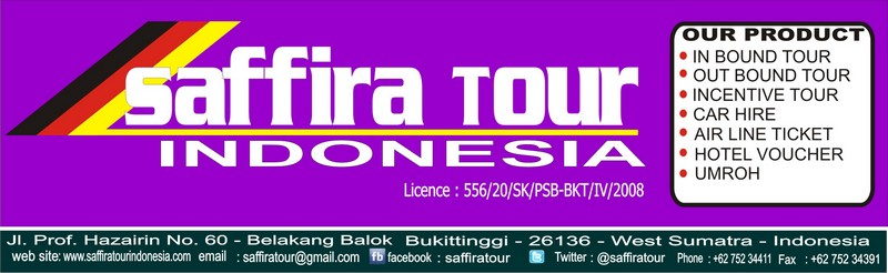 Saffira Tour And Travel Indonesia
