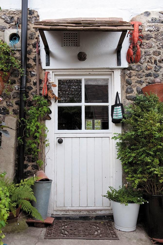 Brighton+bohemian+house+doors