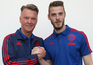 David de Gea signs new long term deal