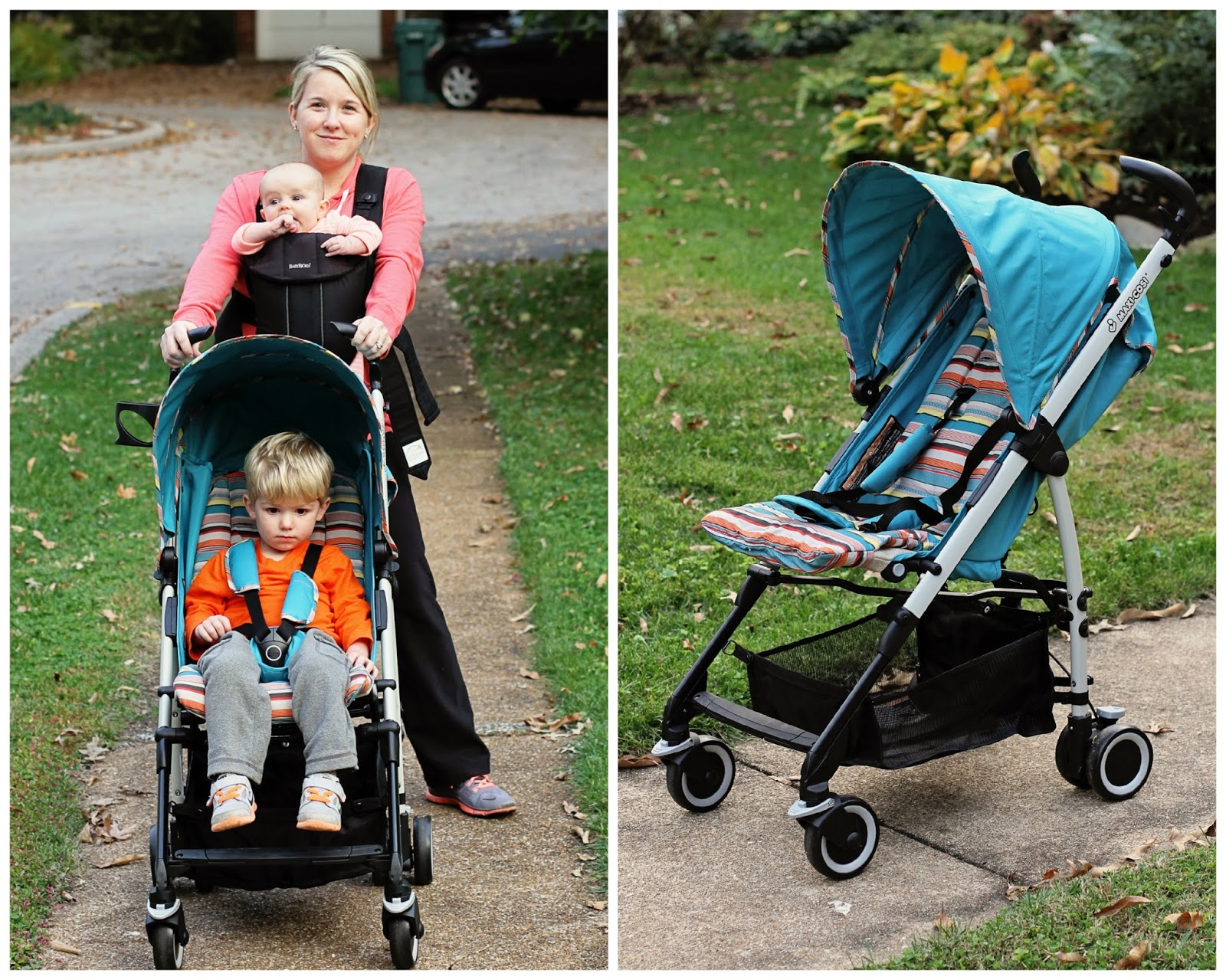 Running From The Law Maxi Cosi Kaia Stroller Review