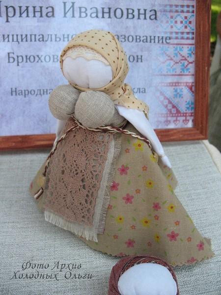 Тряпичные куклы 2