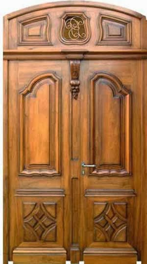 Make your choice double part door design catalog for Double door designs for home