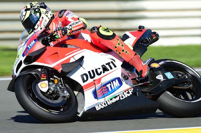 Bos Lorenzo: Ducati dan Suzuki Sangat Diuntungkan Michelin