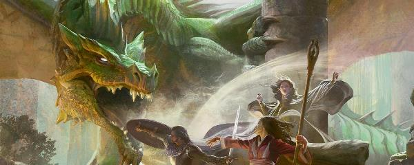 Dungeon Calling: Returning to Dungeons & Dragons