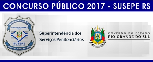Apostila Concurso SUSEPE RS 2017