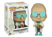 Funko Pop! Profesor Hubert J. Farnsworth