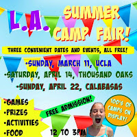 Sign up for L.A. Camp Fair 2018!