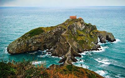 Ilha Gaztelugatxe – Espanha