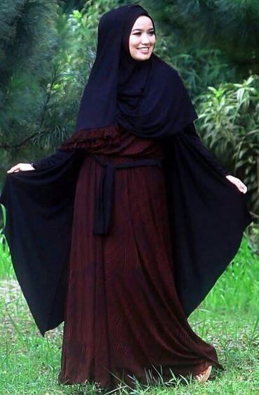 Aneka Model Baju Muslim Trendy untuk Wanita