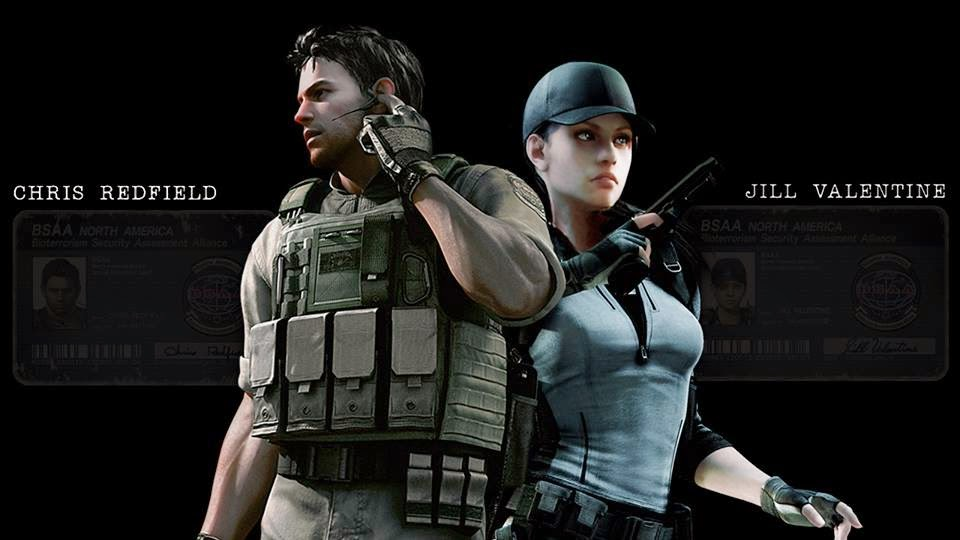 Resident Evil - BSAA costumes