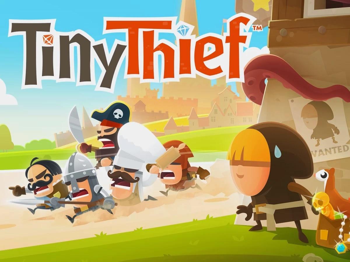 Tiny Thief v1.2.1 APK + DATA