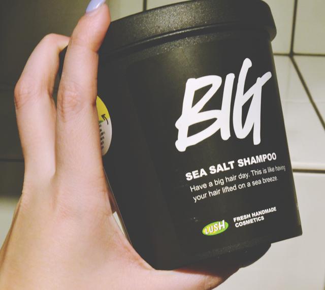 650g Big Shampoo tub