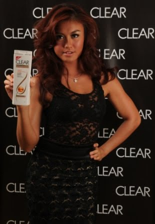Agnes Monica Fan Club: Agnes Monica Ditunjuk CLEAR Jadi Brand