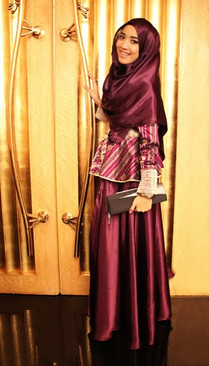 gaun+pesta+muslimah+modern+4 Gaun Pesta Muslimah Modern 2014
