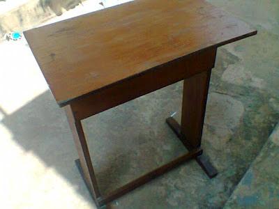 Mesinha madeira