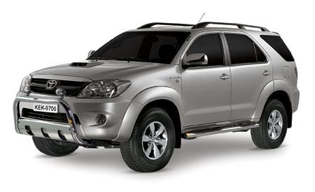 fotos Toyota Hilux Sw4 papel de parede