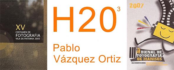 Pablo Vázquez catálogos exposiciones