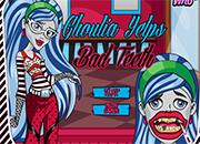 Ghoulia Bad Teeth